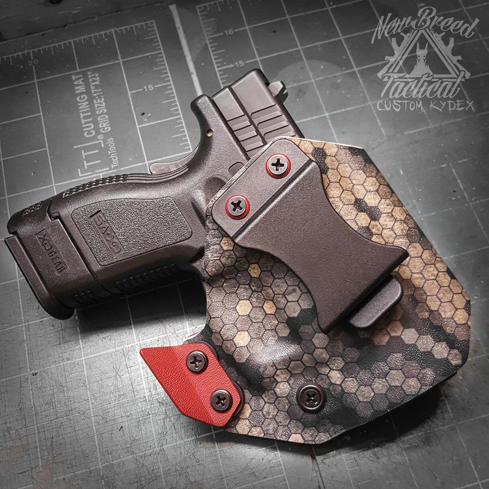 Incisor-XC IWB Holster - New Breed Tactical LLC